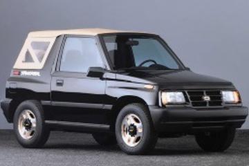 Chevrolet Tracker I SUV