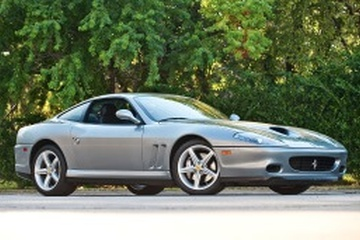 Ferrari 575M Maranello Купе
