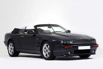 Aston Martin V8 NP Volante