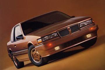 Pontiac Grand Am N-body Купе