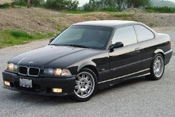 BMW 3 Series III (E36) Купе