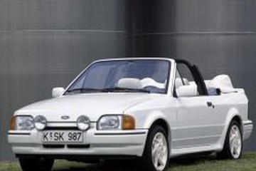 Ford Escort IV Convertible
