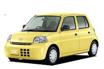 Daihatsu Esse Hatchback