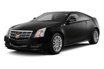 Cadillac CTS GM Sigma II Купе