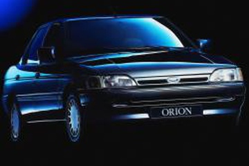 Ford Orion III (GAL) Седан
