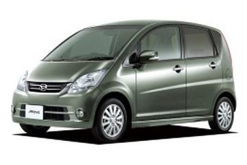Daihatsu Move L175S/L185S Facelift Hatchback