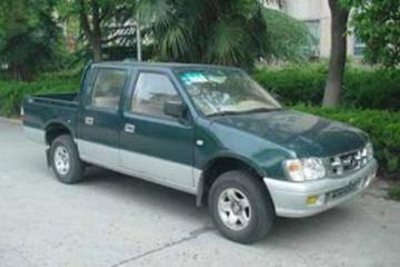 Dongfeng Hushi Pickup Double Cab