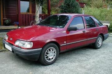 Ford Sierra Facelift Hatchback