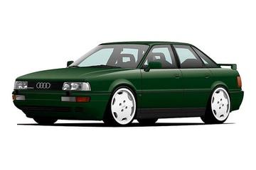 Audi 90 B3 Седан