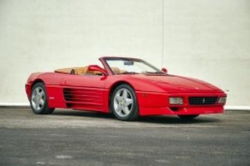 Ferrari 348 Spider Convertible