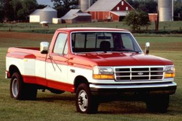 Ford F-350 VIII Pickup Standard Cab