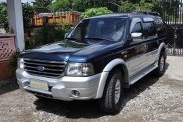 Ford Everest I (U268) SUV