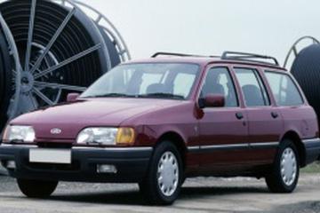Ford Sierra Facelift Универсал