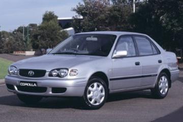 Toyota Corolla VIII (E110) Facelift Седан