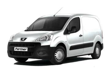 Peugeot Partner II (B9) MPV