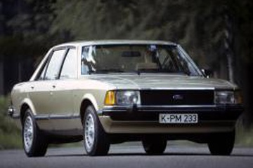 Ford Granada II (GU) Седан