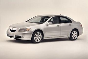 Acura RL KB2 Седан