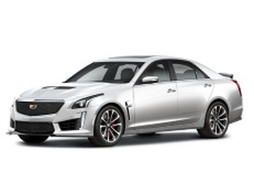 Cadillac CTS-V GM Alpha Седан