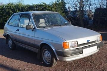 Ford Fiesta II Hatchback