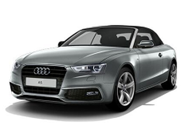 Audi A5 8T/8F Convertible