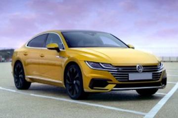 FAW Volkswagen CC III Liftback