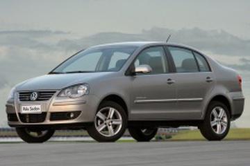 Volkswagen Polo Mk4 Facelift Седан