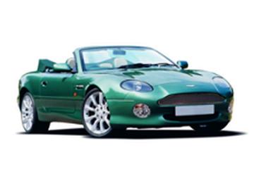 Aston Martin DB7 Vantage NP Volante