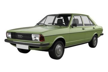 Audi 80 B1 Facelift Седан