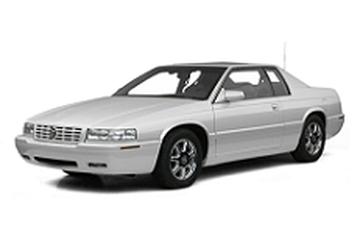 Cadillac Eldorado E-body V Купе