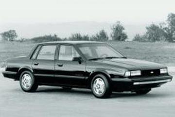 Chevrolet Celebrity Седан