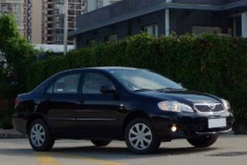 FAW Toyota Corolla EX Facelift Седан