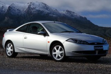 Ford Cougar SW Купе
