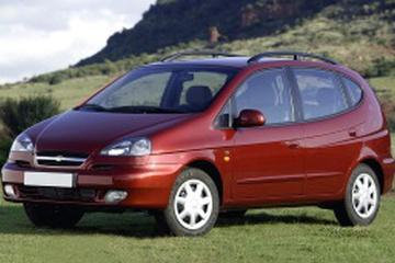 Chevrolet Rezzo MPV