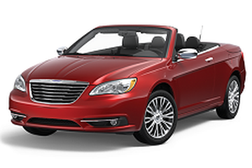 Chrysler 200 JS Convertible
