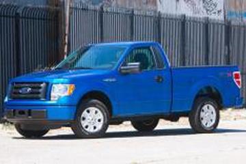 Ford Lobo XII Pickup Regular Cab