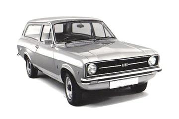 Ford Escort II Универсал