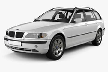 BMW 3 Series IV (E46) Facelift Touring