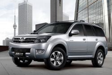 Great Wall Hover Closed Off-Road Vehicle