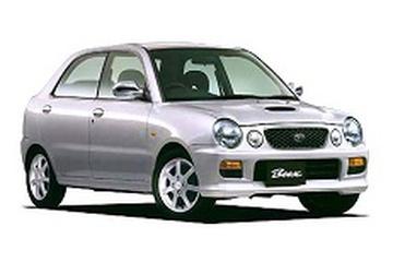 Daihatsu Opti L500 Седан