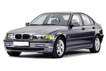 BMW 3 Series IV (E46) Седан