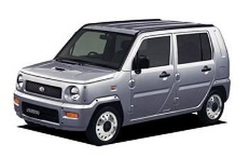 Daihatsu Naked L700 Hatchback