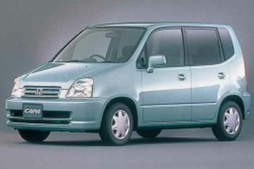 Honda Capa Facelift MPV