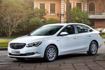 Buick Excelle GT I Facelift Седан