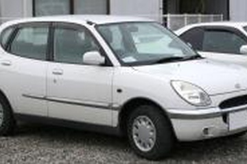 Daihatsu Storia M100 Hatchback