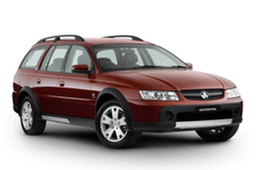 Holden Adventra VZ Универсал