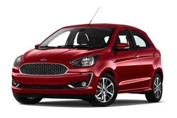 Ford Figo II Facelift Hatchback