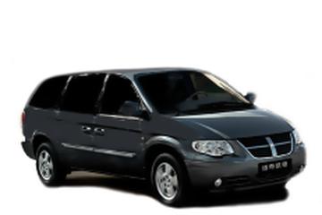 Dodge Grand Caravan RS MPV