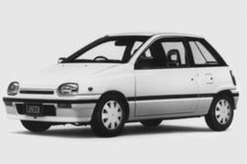 Daihatsu Leeza l Hatchback