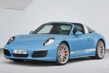 Porsche 911 VIII (991) Facelift Targa
