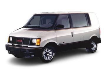 GMC Safari I Фургон